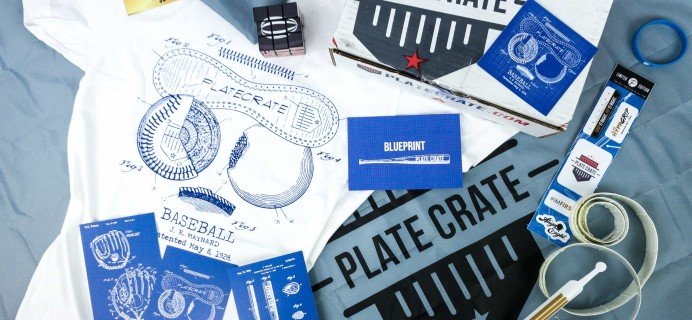 Plate Crate April 2020 Subscription Box Review + Coupon