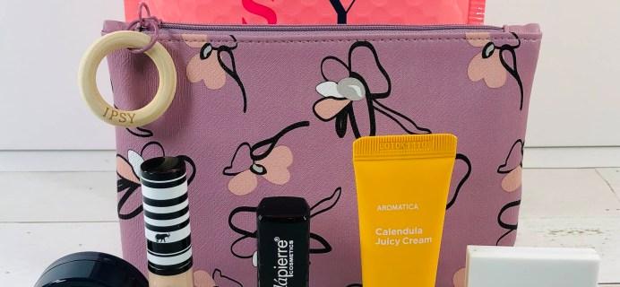 Ipsy Glam Bag April 2020 Review