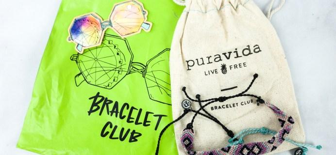 Pura Vida Bracelets Club April 2020 Review + Coupon!