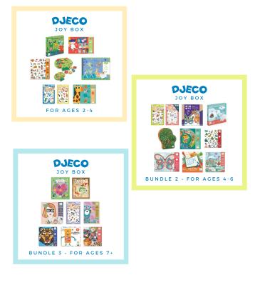 Djeco Joy Box Kids Activity Kits Available Now!