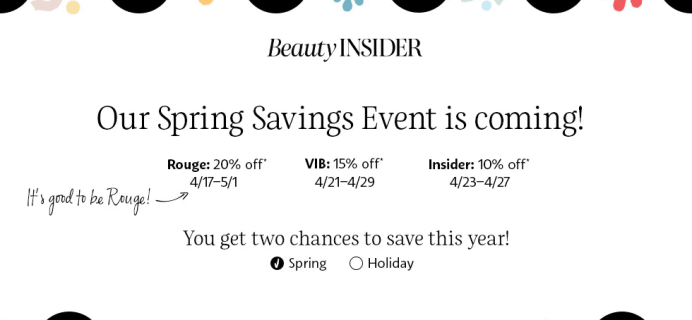 Sephora Spring 2020 Sale: Get Up To 20% Off SITEWIDE!