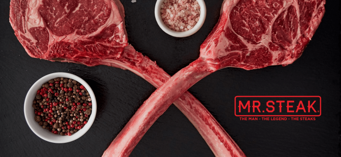 Mr. Steak Father's Day Coupon: Get FREE Ribeye Steak!
