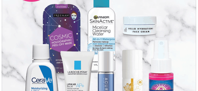 New Ulta Sample Kit Available Now – Skincare & Chill Set!