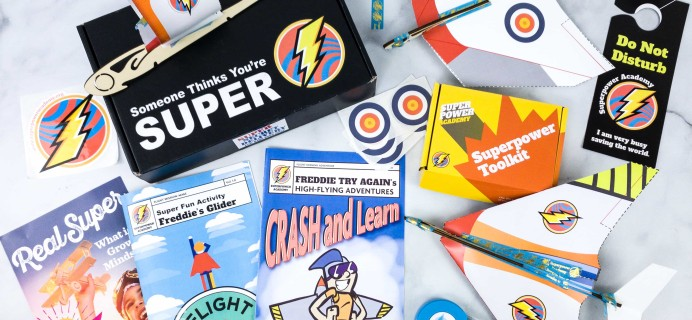 Superpower Academy Black Friday Sale: Get 25% OFF your subscription or gift!