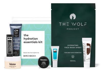 The Hydration Essentials Kit – New Birchbox Grooming Kit Available Now + Coupons!