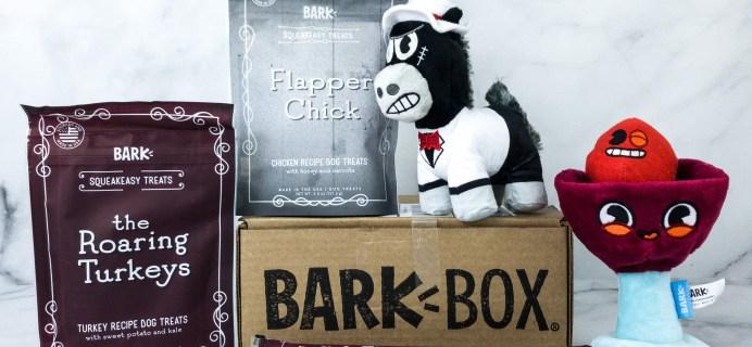 Barkbox April 2020 Subscription Box Review + Coupon