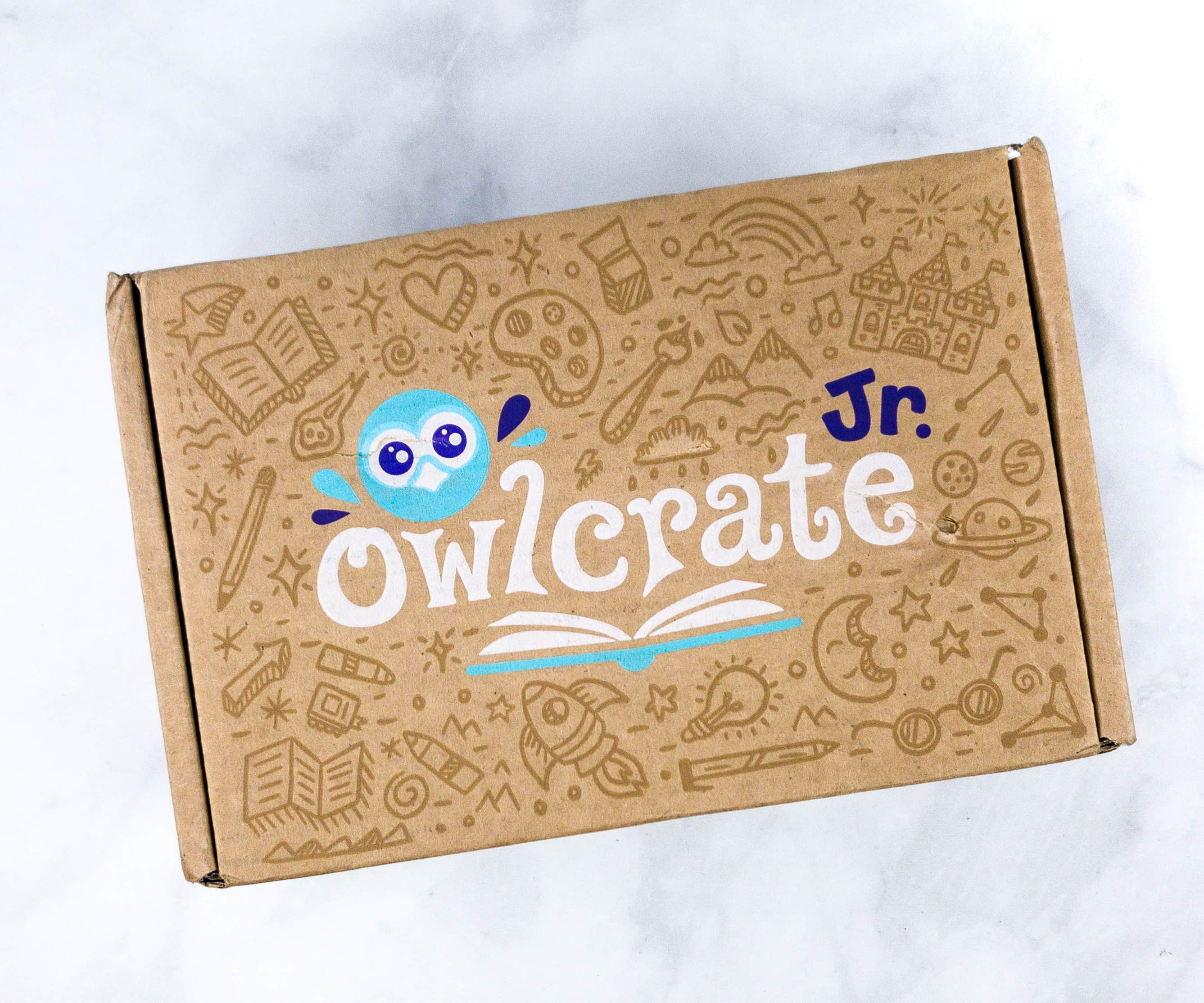 Owlcrate Jr April 2020 Box Review Coupon Cabin In The Woods Hello Subscription