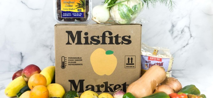 Misfits Market Before Black Friday Deal: Get 30% off your first order!