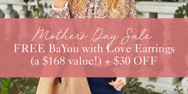 Box of Style by Rachel Zoe Mother's Day Sale: Save $30 + FREE Earrings!