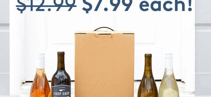 Winc Coupon: Get 4 Bottles For Just $7.99 Each!