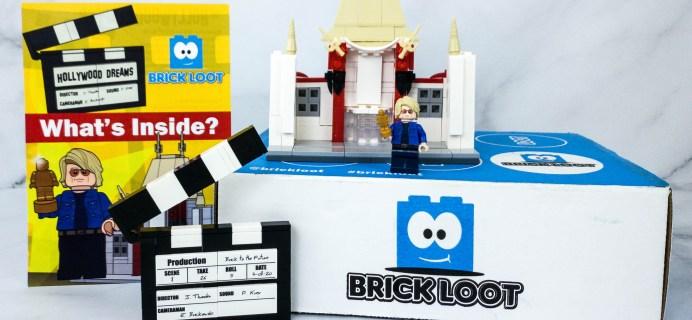 Brick Loot April 2020 Subscription Box Review & Coupon