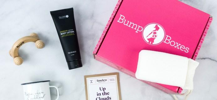 Bump Boxes April 2020 Subscription Box Review + Coupon