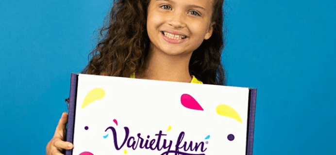 Variety Fun Earth Day Coupon: Get 30% Off!