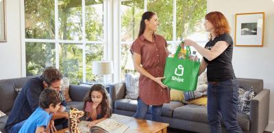 Get Paid To Shop – Be A Shipt Shopper!