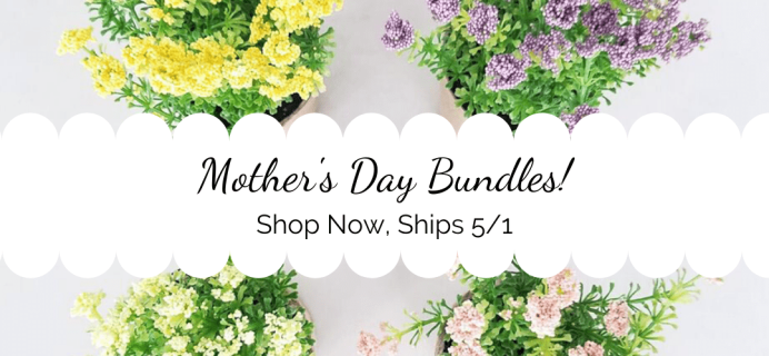 Third & Main Mother's Day Bundles Available Now!