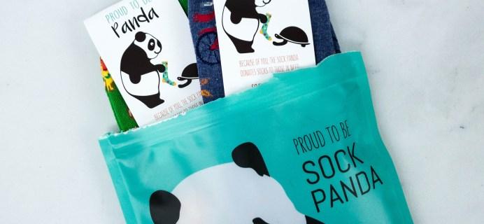 Sock Panda Tweens May 2020 Subscription Review + Coupon