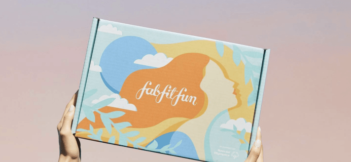 FabFitFun Summer 2021 Spoiler Clue + Coupon!