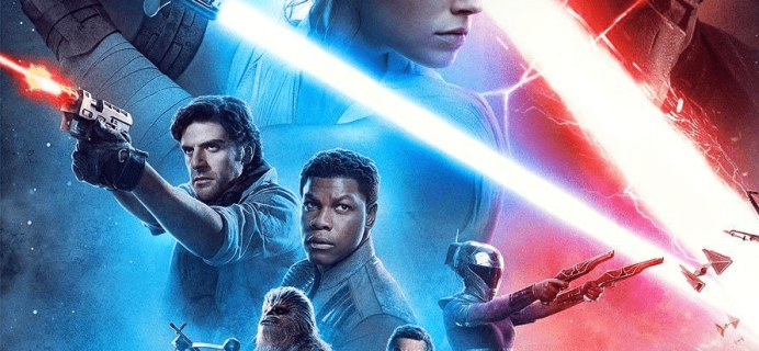 Disney+ Streaming Star Wars: The Rise of Skywalker Early!