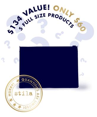 New Stila Mystery Bag Available Now!
