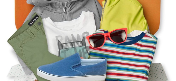 Kidpik BOYS Is Here! See the Sneak Peek of the Summer 2020 Collection + 50% Off Coupon!
