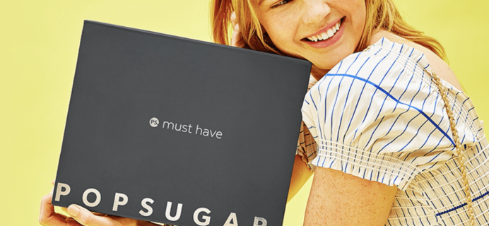 POPSUGAR Must Have Box Deal: Get FREE Lalicious Sugar Scrub With Summer Box!