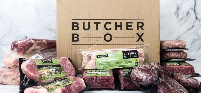 Butcher Box April 2020 Subscription Box Review – BEEF AND PORK BOX