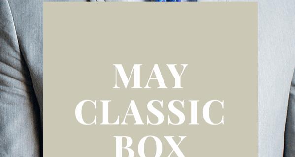 Gentleman's Box June 2020 Spoilers #1!