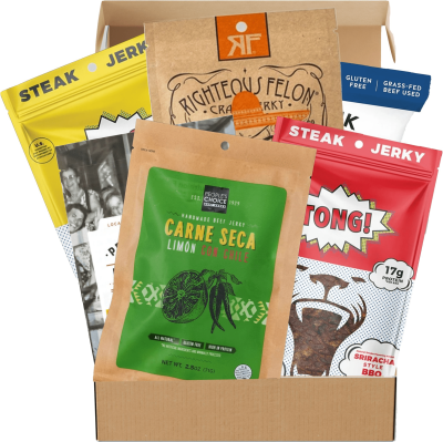 Craft Jerky Co Jerky Of The Month Club Mother's Day Coupon: Get 10% Off!