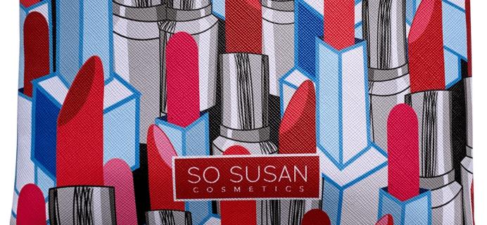 So Susan Color Curate May 2020 Full Spoilers!