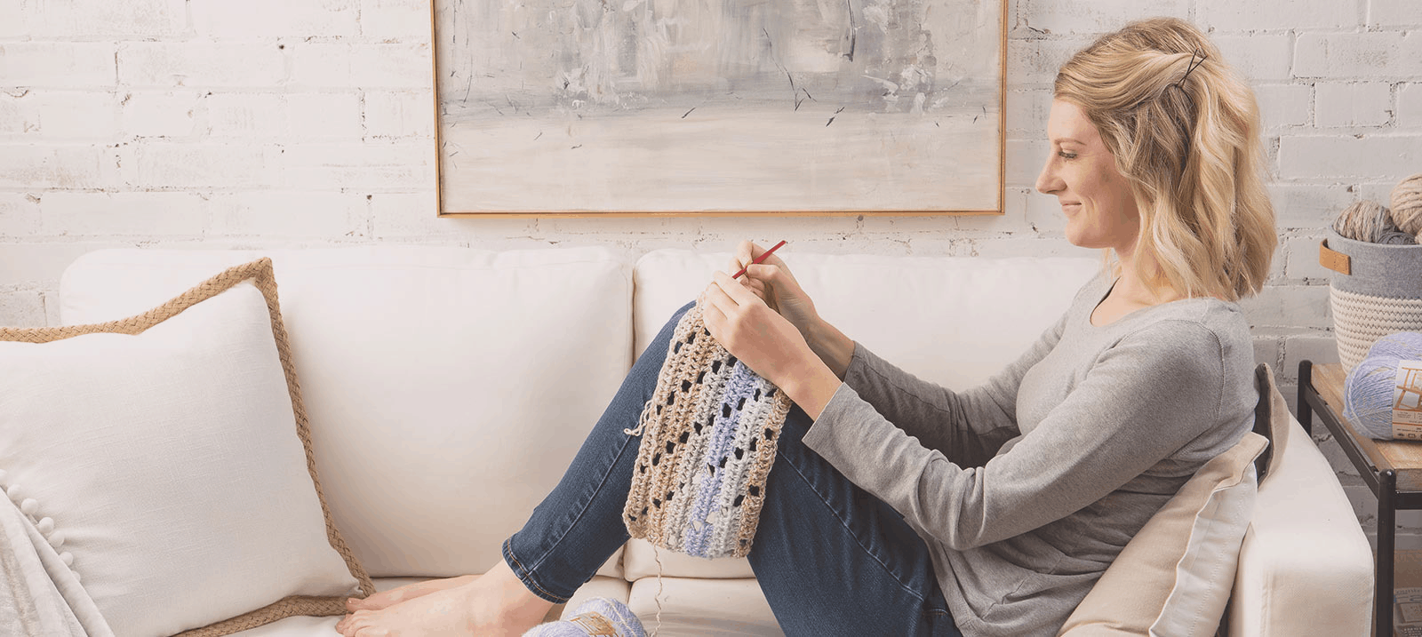 Annie's Caring Crochet Kit Club – Review? + 50% Off Coupon!