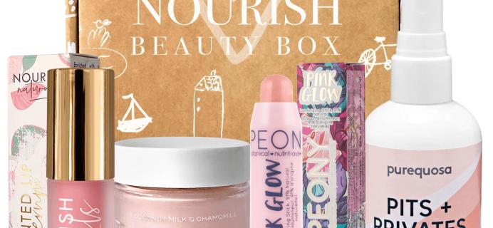 Nourish Beauty Box May 2020 Full Spoilers + Coupon!