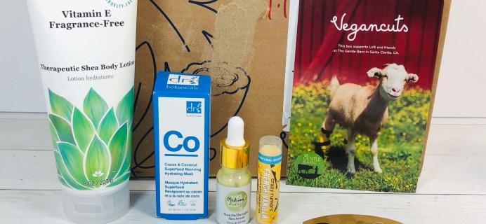 Vegancuts Beauty Box May 2020 Subscription Box Review + Coupon