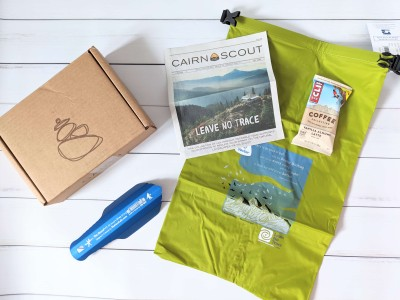 Cairn April 2020 Subscription Box Review + Coupon