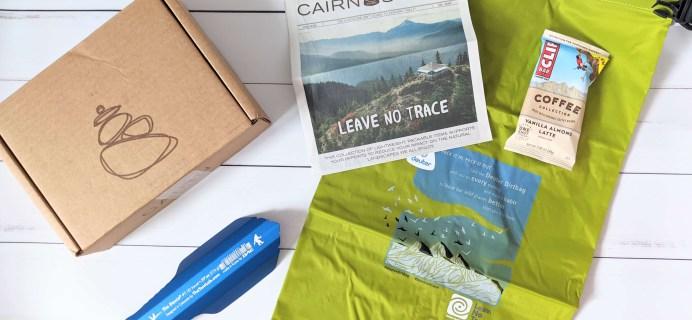 Cairn April 2020 Subscription Box Review + Coupon