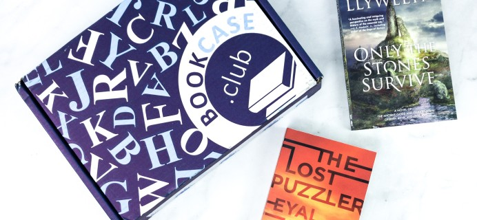 BookCase Club May 2020 Subscription Box Review & 50% Off Coupon – STRANGE WORLDS