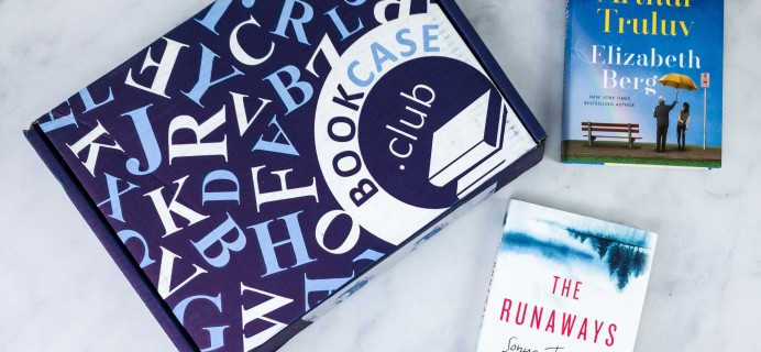 BookCase Club May 2020 Subscription Box Review & 50% Off Coupon – Surprise-Me Fiction