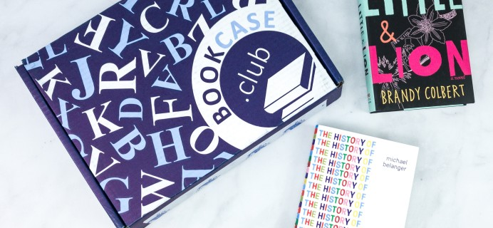 BookCase Club May 2020 Subscription Box Review & Coupon – TEENAGE DREAMS