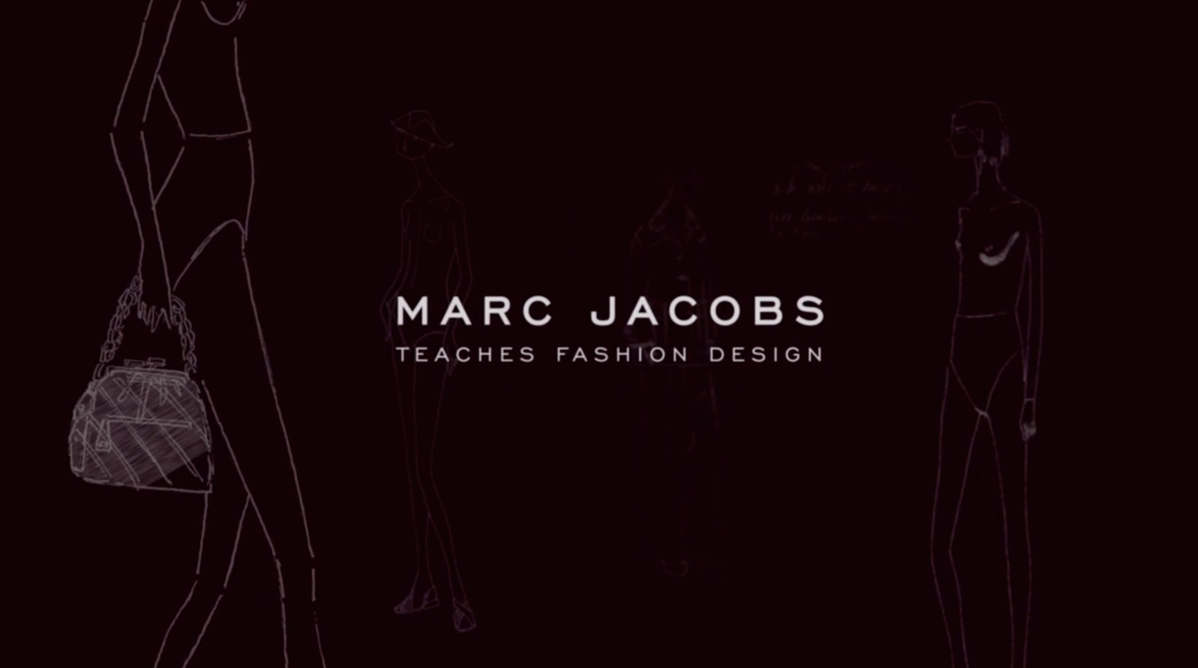 Masterclass Marc Jacobs Fashion Design Class Review Hello Subscription