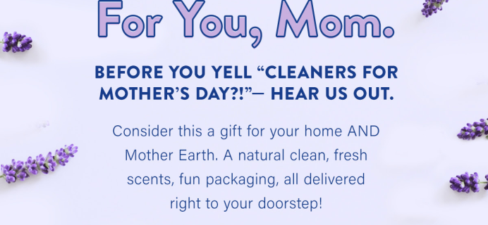 Cleancult Mother's Day Coupon: Get 20% Off Starter Bundles + FREE Shipping!
