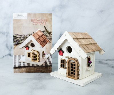 Annie's Creative Woman Kit-of-the-Month Club Review + Coupon – BIRDHOUSE COTTAGE