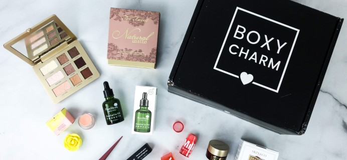 BOXYCHARM Premium May 2020 Review + Coupon