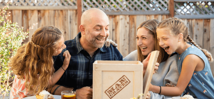 Man Crates Father's Day Coupon: Get 20% Off on $149 Orders!