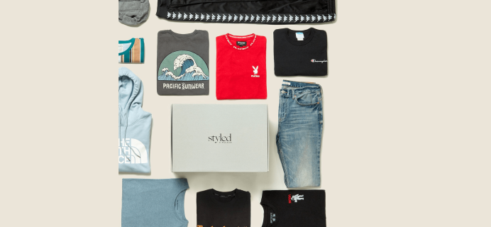 Styled by PacSun – Review?  Men's Clothing Subscription!
