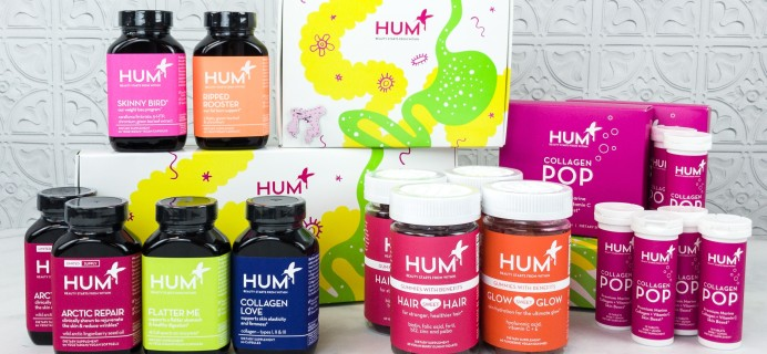 HUM Nutrition Review + Coupon