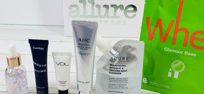 Allure Beauty Box May 2020 Review & Coupon