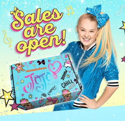 The Jojo Siwa Summer 2020 Box Spoiler #1 + Coupon!