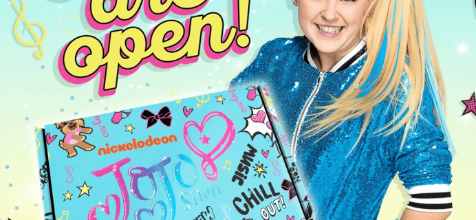 The Jojo Siwa Summer 2020 Box Spoiler #3 + Coupon!