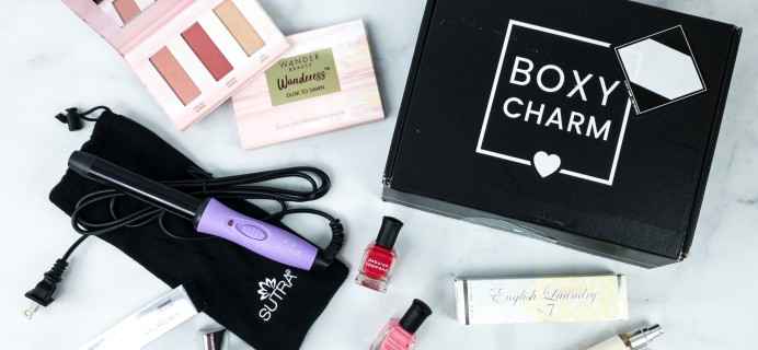 BOXYCHARM May 2020 Review + Coupon – Variation #2