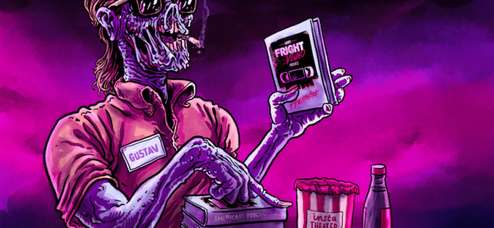 Loot Fright July 2020 Spoiler #1 + Coupon!