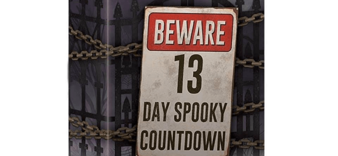 2020 Funko Pocket Pop! Spooky Advent Calendar Coming Soon!